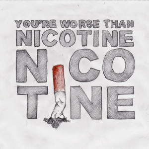 Panic! At The Disco Nicotine lyrics