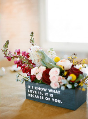 ... cute quotes wooden box snapdragons red roses billyballs pink roses