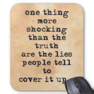 Quotes About Lies And Truth