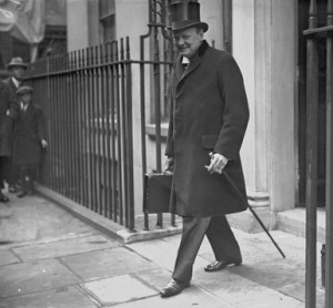 Winston Churchill - Kirby/Hulton Archive/Getty Images