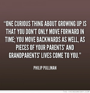 Time to Grow Up Quotes