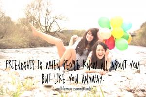 tumblr.com#friend quotes #friendship