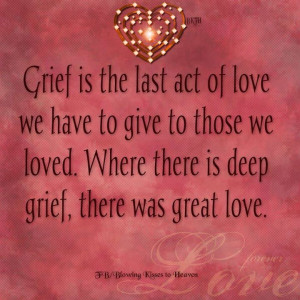 quotes bereavement