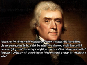Fake quotes from founding fathers are just what Presidents' Day needed