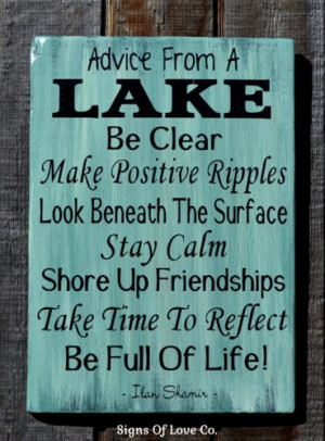 lake_house_decor_lake_sign_advice_from_a_lake_wood_wall_decor_cabin ...