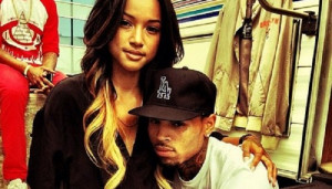 Chris Brown and Karrueche Tran Fight On Instagram!