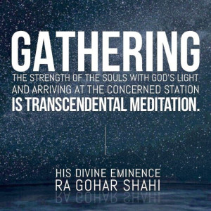 The Official MFI® Blog Quote of the Day: 'Gathering the strength of ...
