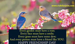 Friendship Day Quotes - Inspirational Quotes, Picture and Motivational ...