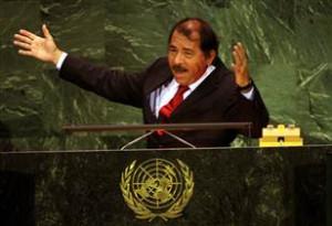 Daniel Ortega Sandinista Leader
