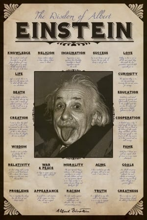 Albert Einstein - Quotes