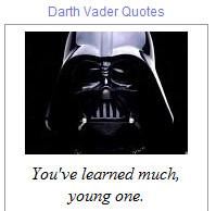 Darth Vader Quotes (yuokool12)