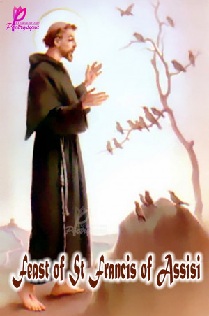 Feast of St Francis of Assisi Quotes