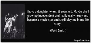 Daughters Grow Up Quotes