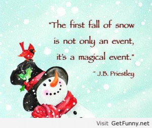 The first fall of snow - Funny Pictures, Funny Quotes, Funny Memes ...
