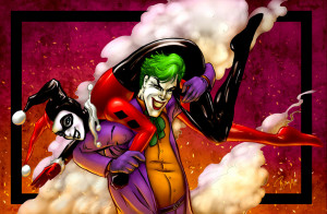 joker and harley quinn love the strange case of harley harley quinn ...