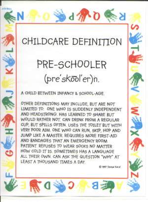 Child Care Definition