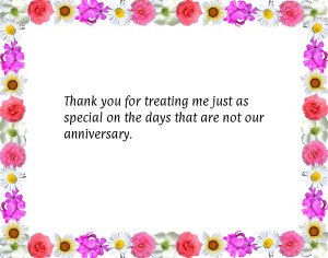Thank You Husband Anniversary Quotes