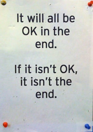 It will be OK light