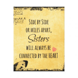 Sister Quotes Art