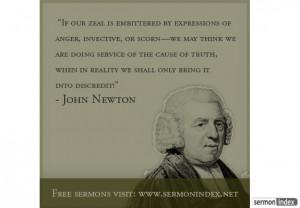 John Newton Quote
