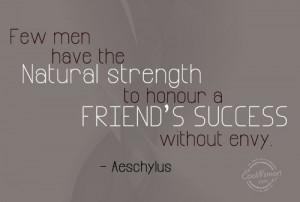 Jealousy Quote Few Men Have...