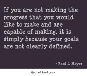Making Progress Quotes