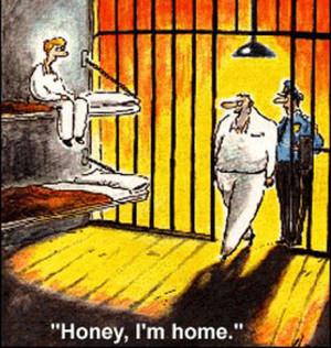 Prison vs office