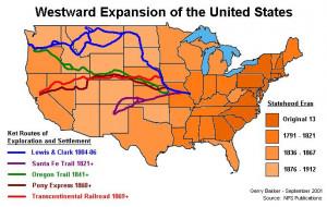 westward expansion 1800s essay