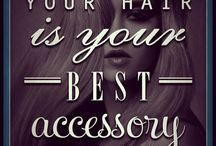 Hair Quotes & Sayings / Hair quotes and inspiring sayings. Motivation ...