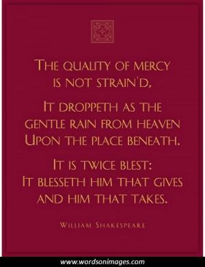 Merchant of venice quotes