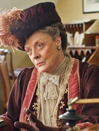 Violet, Dowager Countess of Grantham Quotes from Downton Abbey to ...