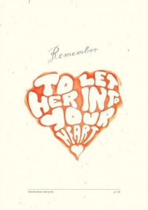 Beatles quotes, f...