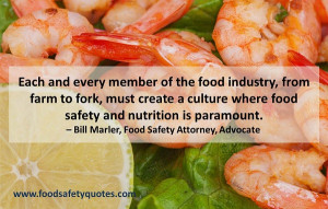 food safety quotes