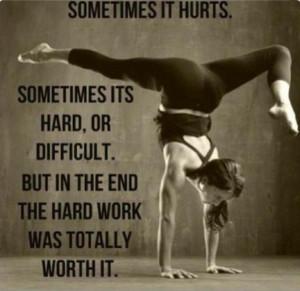 Yoga motivation, http://yogaforbeginners-andmore.blogspot.com/2014/01 ...