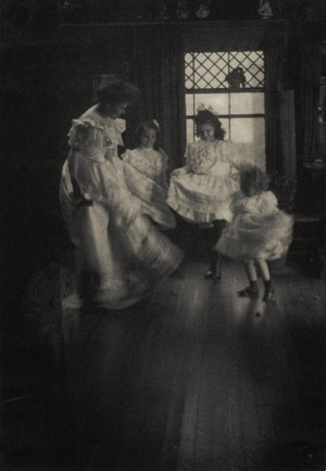 ... (Gertrude Käsebier/George Eastman House Collection/History By Zim