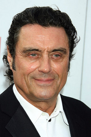 Ian McShane, who's set to steal scenes as Blackbeard in Pirates of ...