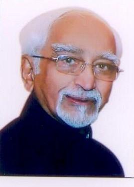 Shri M. Hamid Ansari Vice President of India