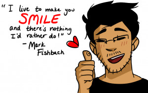 Markiplier markiplier_quote_by_madammerli Couldn't find anymore ...