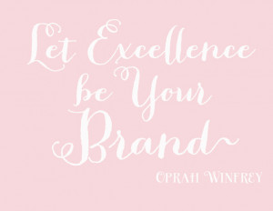 Words of Blissdom: Quotes By Oprah