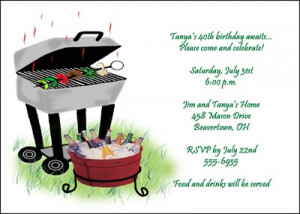 Picnic Barbecue Invitation Card AreBecoming Very Popular