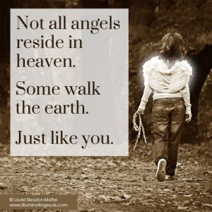 Angels on Earth!