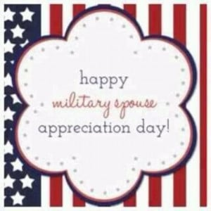 Military Spouse Appreciation Day!#Repin By:Pinterest++ for iPad#
