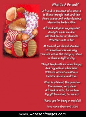Valentines friend...
