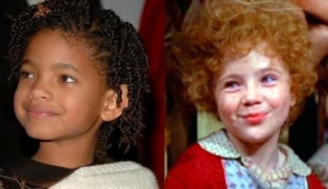 Will Smith planning Annie remake Willow Smith Confirmed for Annie ...