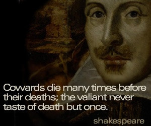 Shakespeare Quote. In memory of a recently lost friend. RIP Jesse ...