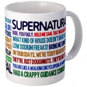 Dean Gifts > Dean Mugs > Best Supernatural TV Show Mug