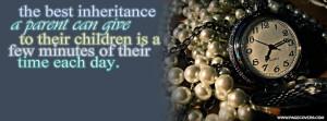 The Best Inheritance Parent...