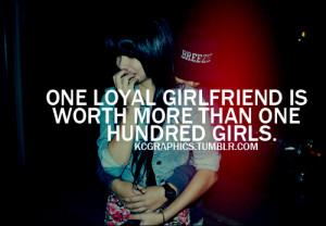 Loyal Girlfriend