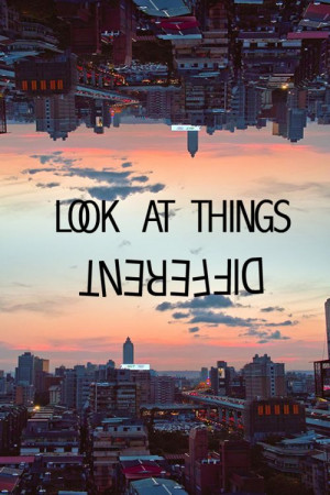 ... Difference, Perspective, Living, Inspiration Quotes, Teen Quotes