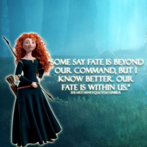 Princess Merida from Disney Pixar Brave
